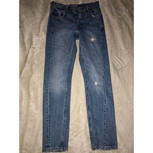 Levi's 501 Altered Skinny Jean